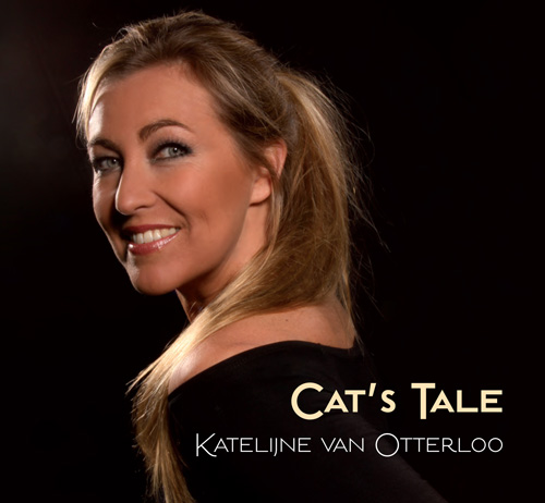 CD cover Cat's Tale Katelijne van Otterloo